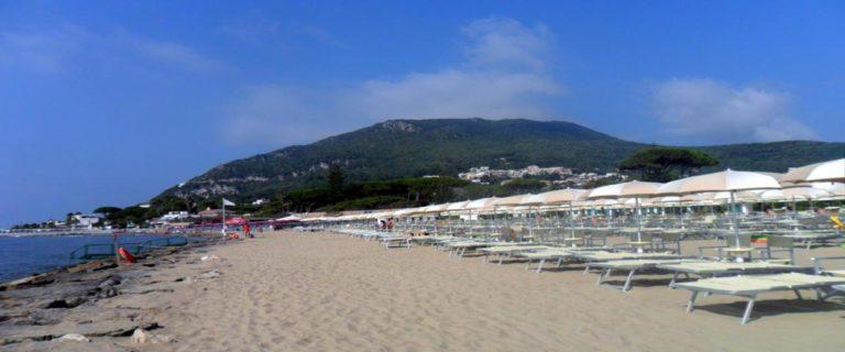 Spiaggia Stabilimento Balneare Spiaggia La bussola Circeo