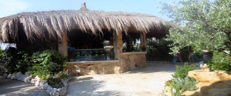 Chiosco Bar Stabilimento Balneare Spiaggia La bussola Circeo