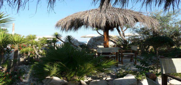 Chiosco Ristoro Stabilimento Balneare Spiaggia La bussola Circeo