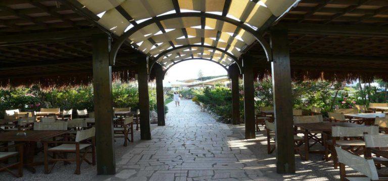 Area Ristoro Ristoro Stabilimento Balneare Spiaggia La bussola Circeo
