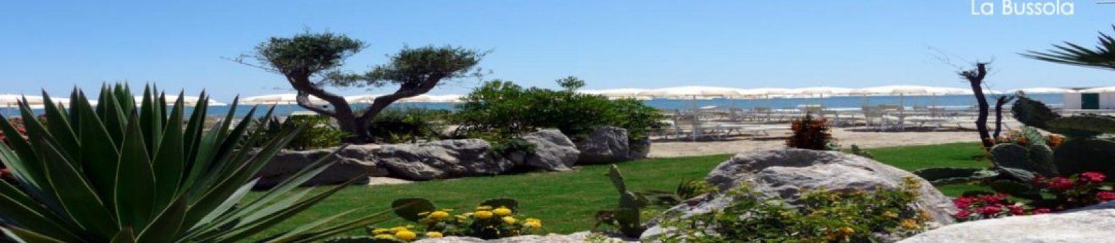 Spiaggia La Bussola Circeo